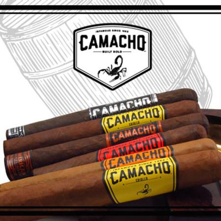 Top 5 Camacho Cigars