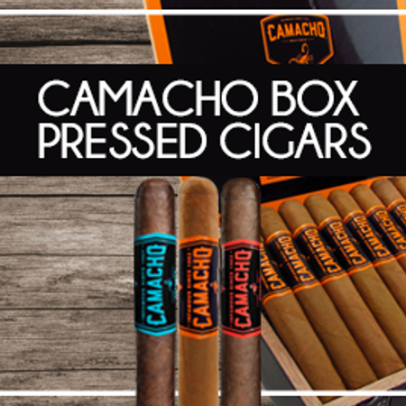 Camacho Box Pressed Cigars, the Best Blends Yet?