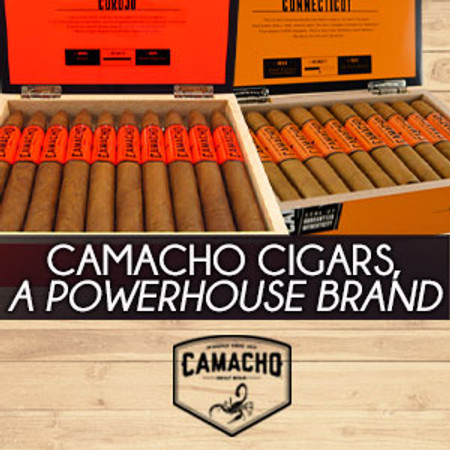 Camacho Cigars, a Powerhouse Brand That Endures