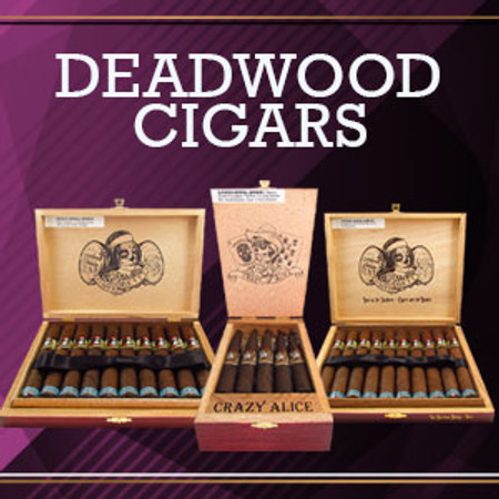 Deadwood Cigars & the Three Crazy Sisters