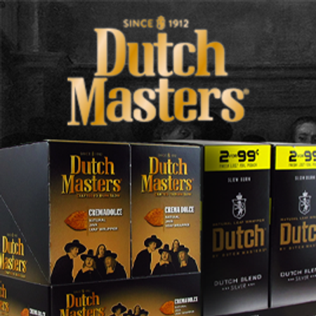 Dutch Masters cigars, an everyday favorite
