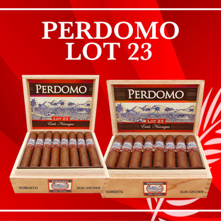 The Exquisite Perdomo Lot 23 Review