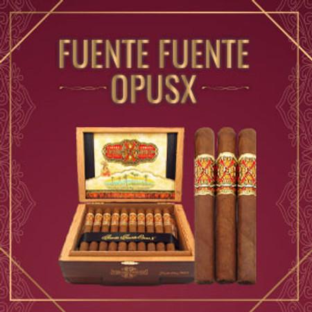 Fuente Fuente OPUS X, Opulent and Rare