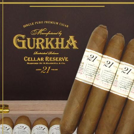 Gurkha Cellar Reserve 21 Years
