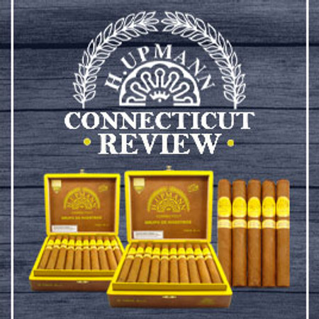 A Review of the H. Upmann Connecticut Blend