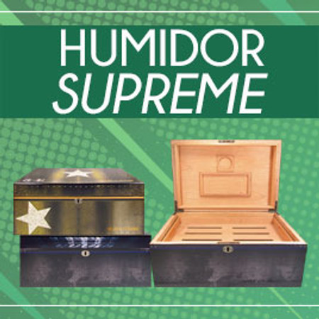 The Humidor Supreme Collection