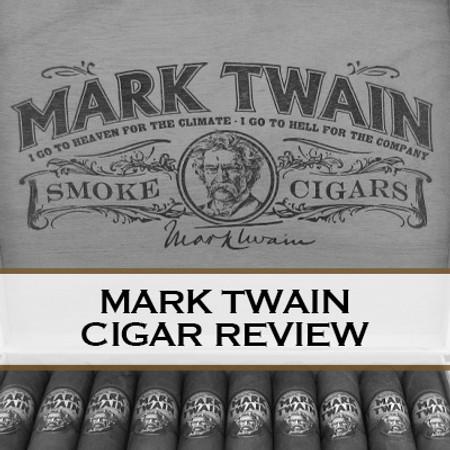 Mark Twain Cigars Review