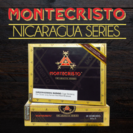 The New Montecristo Nicaragua; What's the difference?