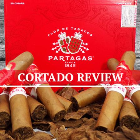 Partagas Cortado Review, a Great Mild Cigar