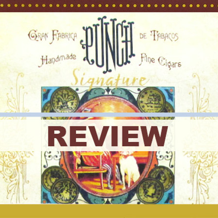 Punch Signature Cigar Review
