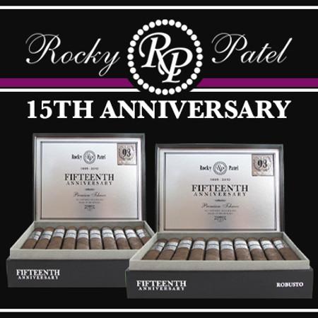 Rocky Patel 15th Anniversary, the Best Rocky Yet?