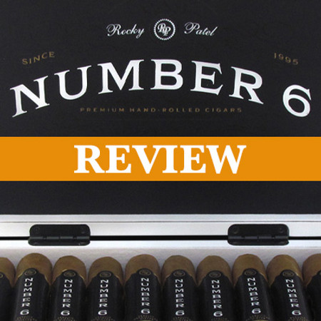 Rocky Patel Number 6 Review