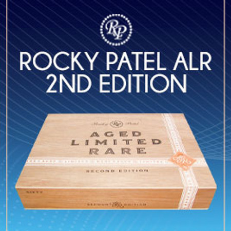 Rocky Patel ALR 2nd Edition: Aged, Limited, Rare