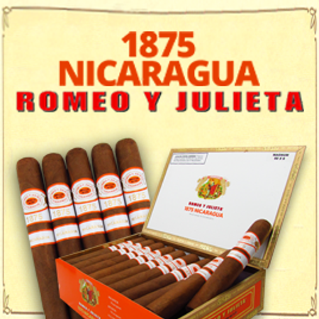 The All New Romeo Y Julieta 1875 Nicaragua
