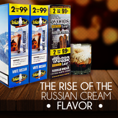 The Rise and Popularity of the Russian Cream Flavor!