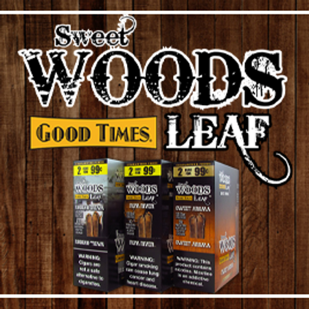 The Hottest New Flavors From Sweet Woods