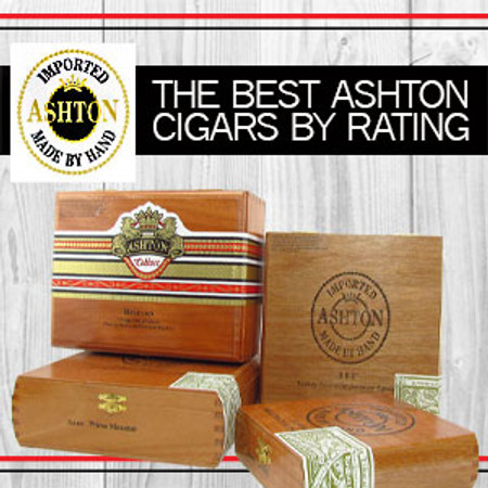 The Best Ashton Cigars By Rating