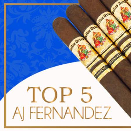 Top 5 AJ Fernandez Cigars