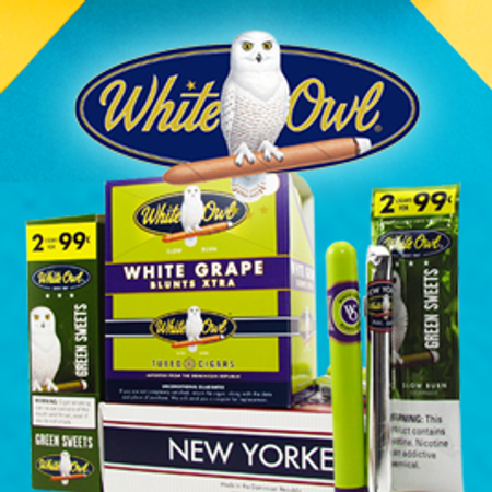 White Owl has the most flavors - a white owl cigars review