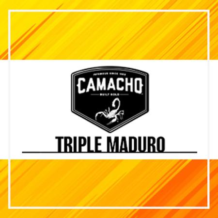 Camacho Triple Maduro Cigars