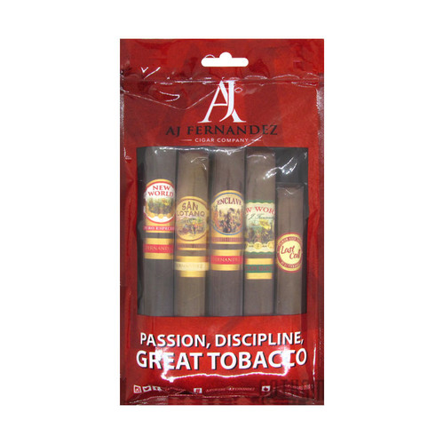 AJ Fernandez Green Fresh Pack Sampler