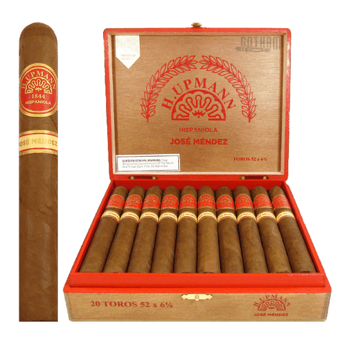 H. Upmann Hispaniola By Jose Mendez Toro Box and Stick