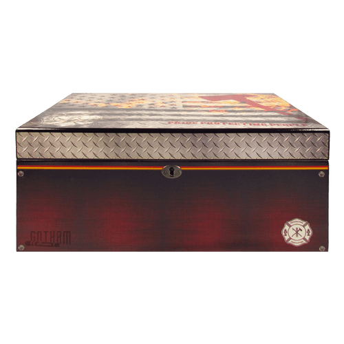 Humidor Supreme Red Line FD