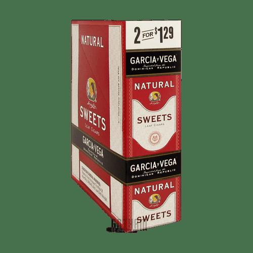 Garcia Y Vega Natural Cigarillo Sweet Box