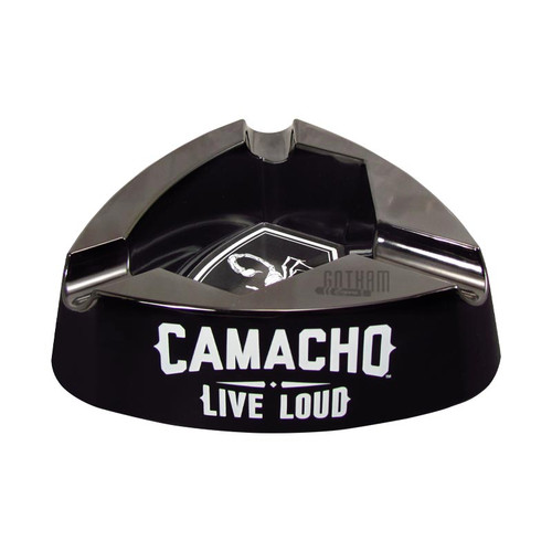 Camacho Ashtray Black