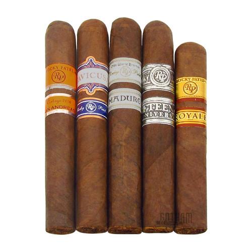 Rocky Patel Nicaraguan Assortment 5 Pack