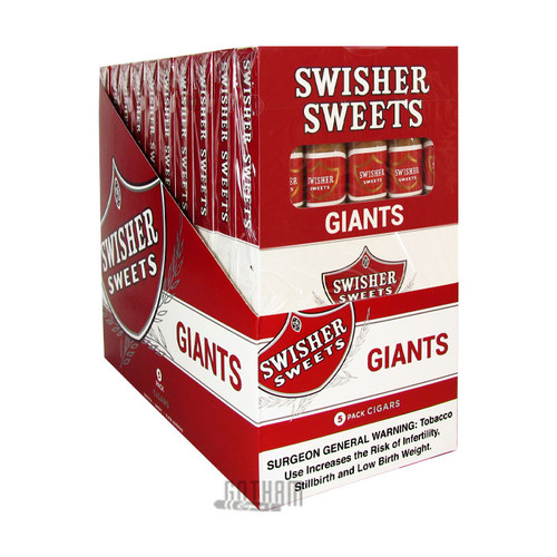 Swisher Sweets Giants