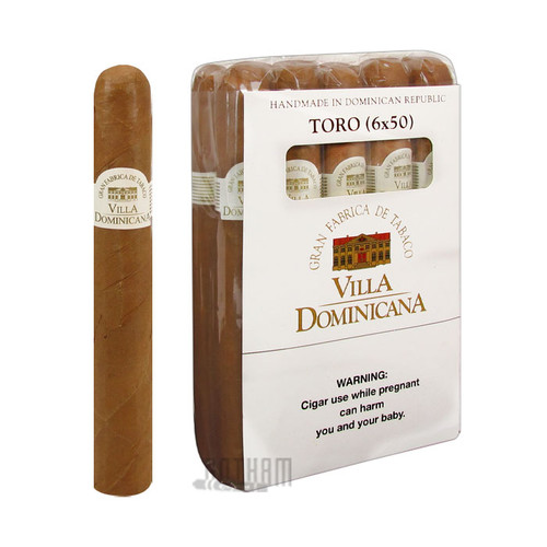 Villa Dominicana White Toro Bundle and Stick