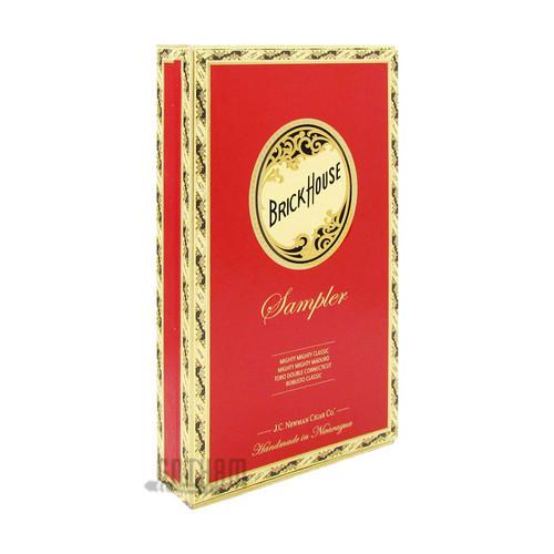 Brick House Mighty 4 Cigar Sampler Closed Box