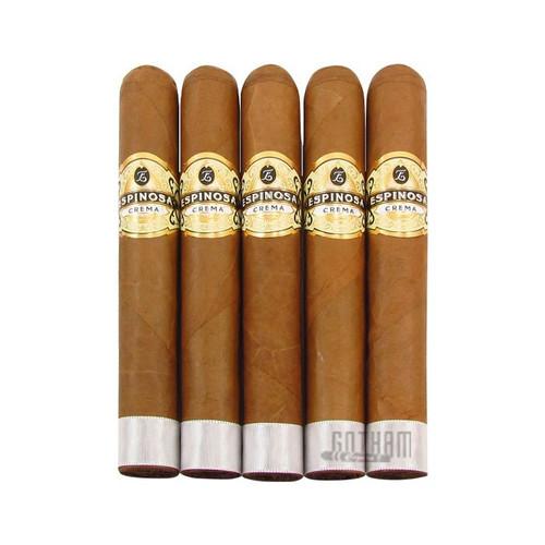 Espinosa Crema No.4 Robusto Five Pack