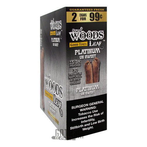 Good Times Sweet Woods Platinum Box