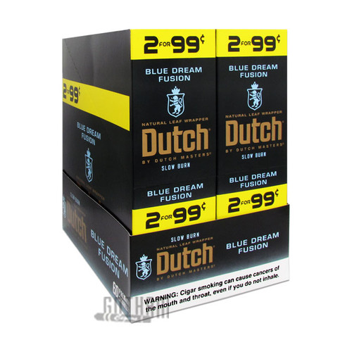 Dutch Masters Cigarillos Blue Dream