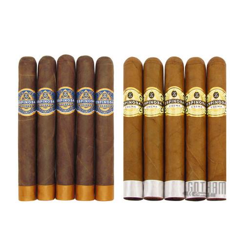 Espinosa Habano/Crema 10 Pack