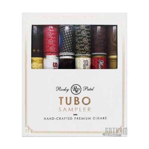 Rocky Patel Deluxe Toro Tubo Sampler