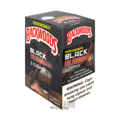 Backwoods Black Russian