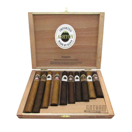 Ashton 10- Cigar Assortment