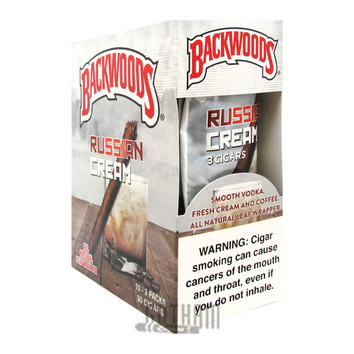 Backwoods Russian Cream 3 Pack