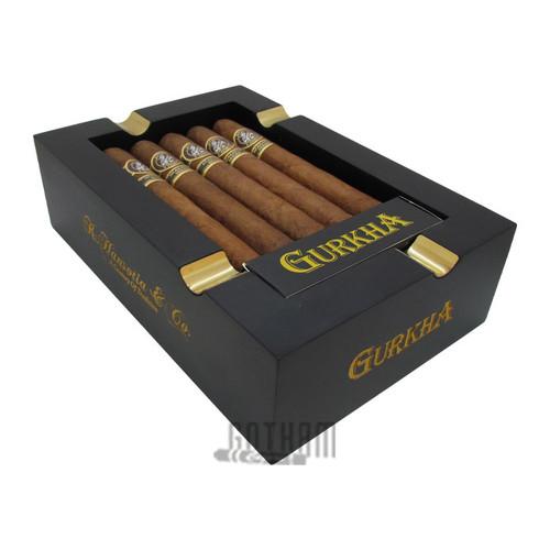 Gurkha Gift Ashtray 10 Nicaragua Sticks