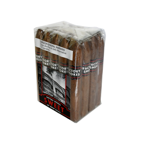 Factory Smokes Sweet Belicoso Bundle