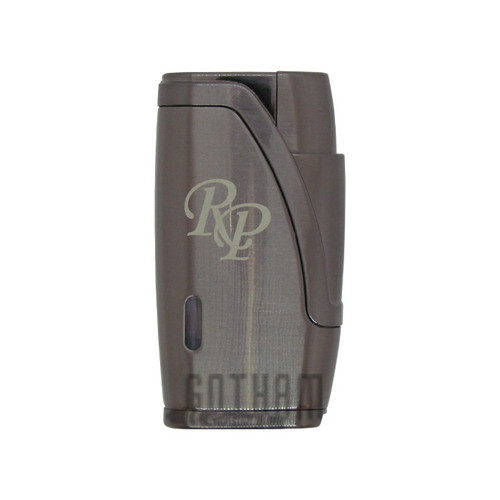 Rocky Patel Icon Gun Metal 2 Flame Lighter
