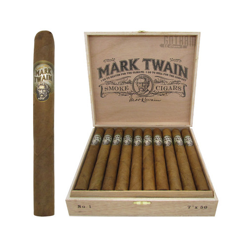 Mark Twain No. 1 Open Box and Stick
