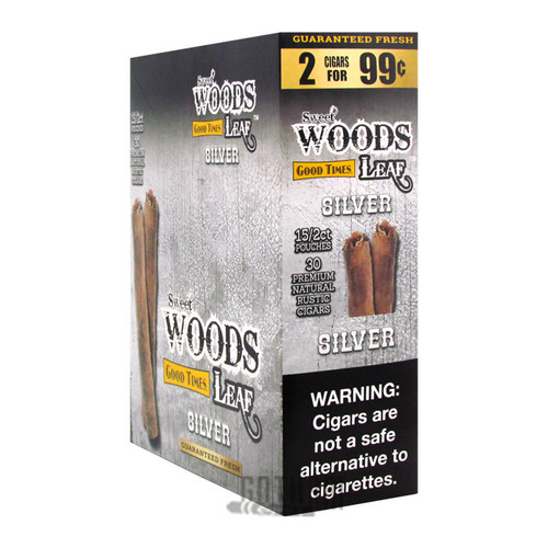 Good Times Sweet Woods Silver box