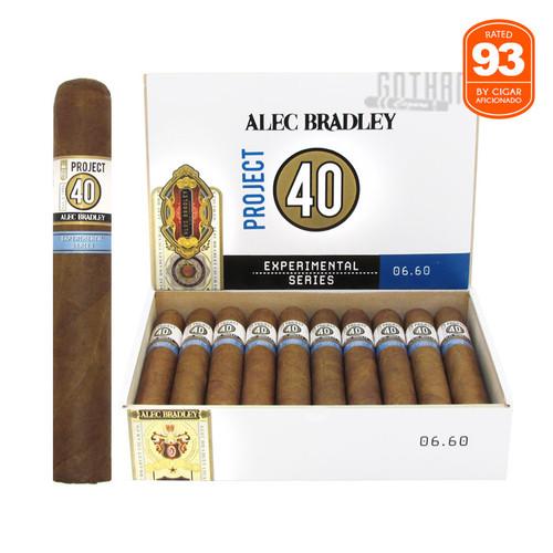Alec Bradley Project 40 Gordo