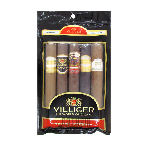 Villiger 5 Cigar Sampler Humi-Bag