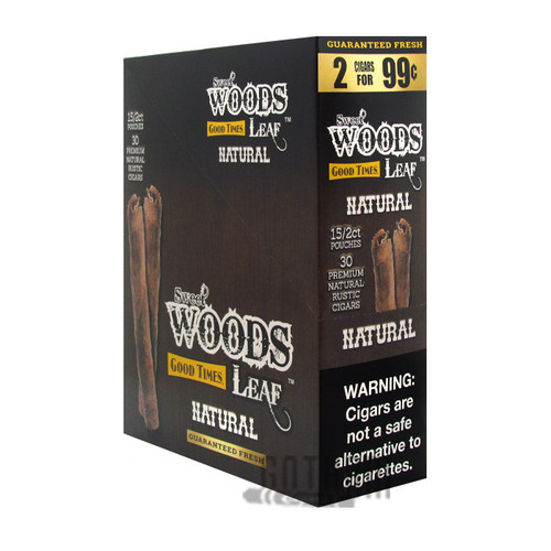 Good Times Sweet Woods Natural Box
