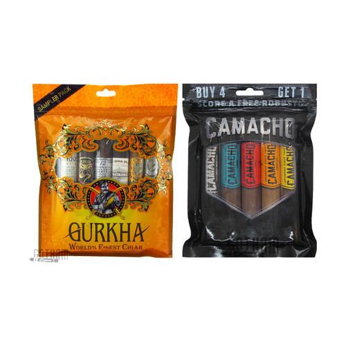 Gurkha vs. Camacho Bold Bundle